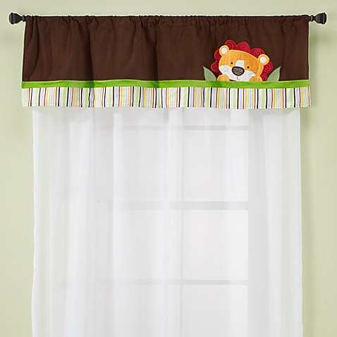 TOO GOOD™ by Jenny McCarthy Jungle Jubilee Valance