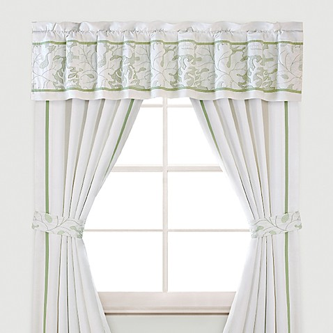 Harbor House™ Brisbane Window Panels and Valance