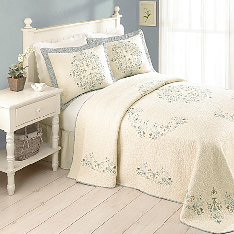 Addie Bedspread, 100% Cotton