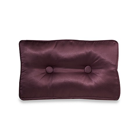 Anastasia Purple Boudoir Toss Pillow