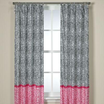 Zooey 84-Inch Window Panel Pair