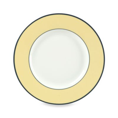 Mikasa® Concentric Butter 8 1/2-Inch Salad Plates (Set of 4)