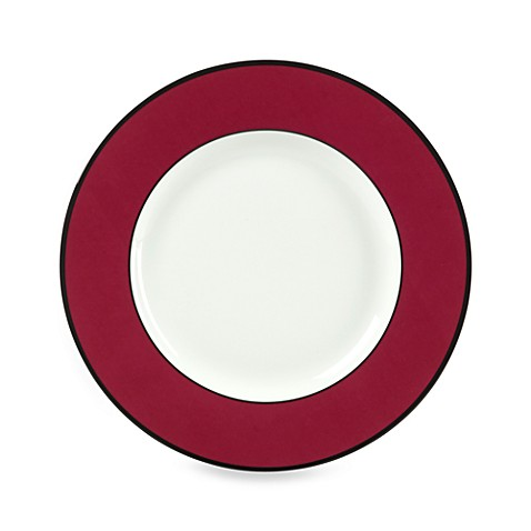 Mikasa® Concentric Plum 8 1/2-Inch Salad Plates (Set of 4)