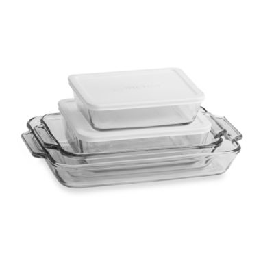 Anchor Hocking® 6-Piece Baking Dish Set