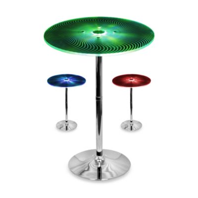 LumiSource Spyra Bar Table
