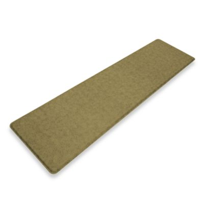GelPro® Flora Gel-Filled 20-Inch x 72-Inch Chef's Mat in Olive