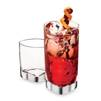 Anchor Hocking® Rio 16-Piece Glass Beverage Set