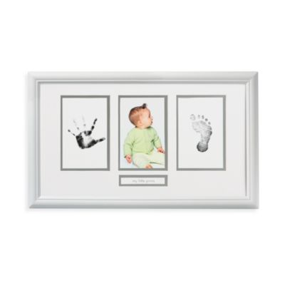 Pearhead™ Baby Prints Photo Collage Frame