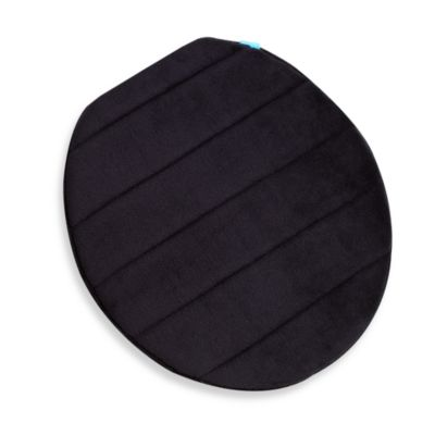 Microdry® Ultimate Luxury Memory Foam Standard Lid Cover in Black