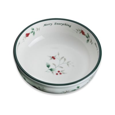 White Green Candy Dish