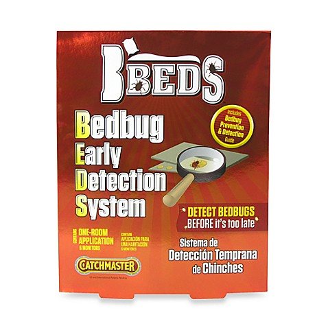 BBEDS™ Bedbug Early Detection System