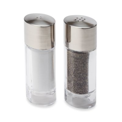 Olde Thompson Salt & Pepper Shaker Set in Marquis