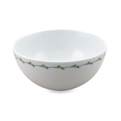 Nikko Fretwork Dinnerware 5.5-Foot-Foot All-Purpose Bowl