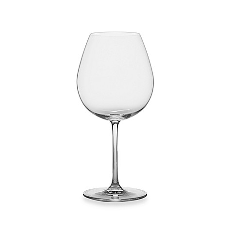 Chateau Nouveau Crystal 23-Ounce Burgundy Glass (Set of 4)