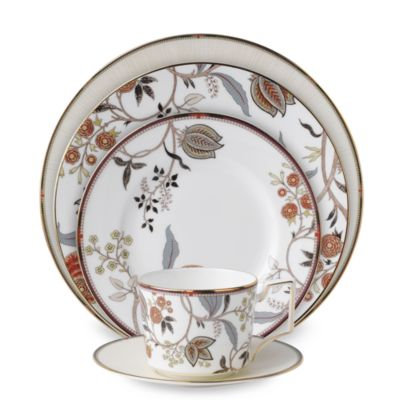 Wedgwood® Pashmina 5-Piece Place Setting