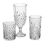 Godinger Dublin Crystal Beverage Collection (Set of 4)
