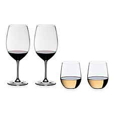 Riedel® Vinum XL Cabernet + O Viognier Buy 3 Get 4 Value Set