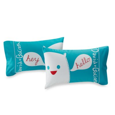 Pillow Talk Standard Pillowcases (Set of 2)