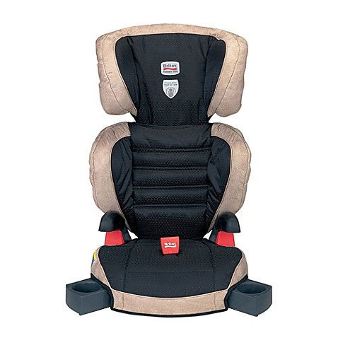 Britax Parkway® SGL Booster Seat in Nutmeg