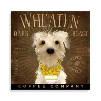 Wheaten Coffee Wall Art
