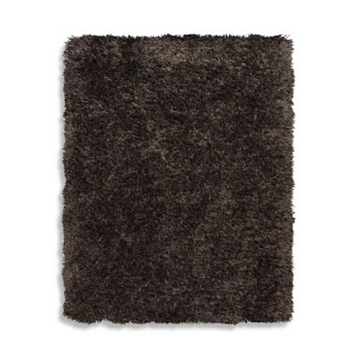 Home Venetian 2-Foot x 6-Foot Runner in Chocolate Brown