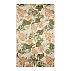 Ravella Tropical Leaf Indoor/Outdoor Rug