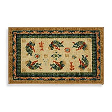 Kokopelli Accent Rug