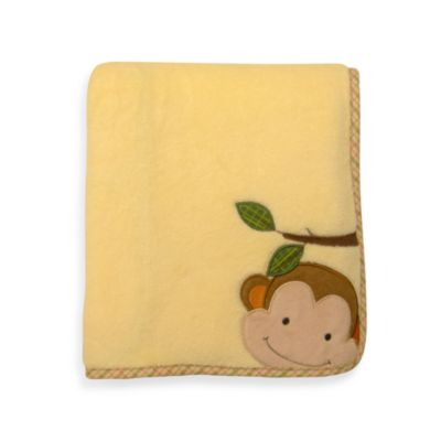 Lambs & Ivy® Papagayo Plush Blanket