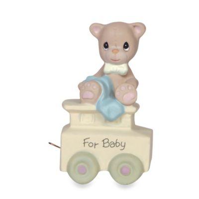 Precious Moments® Birthday Train Resin Figurine in Baby