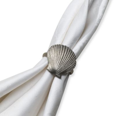 Scallop Napkin Ring