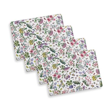 Set of 4 Garden Placemats
