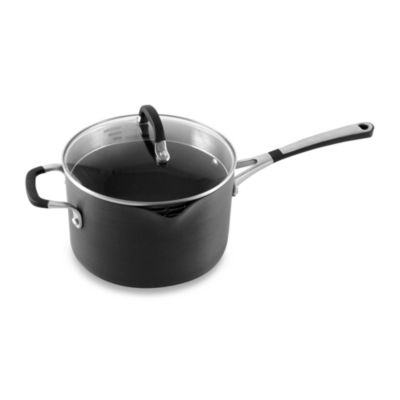 Simply Calphalon® Nonstick 4-Quart Saucepan