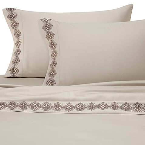 Nicole Miller Piazza Sheet Set