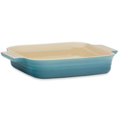 Le Creuset® 9-Inch Square Dish in Caribbean