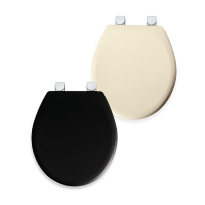 Black Toilet Seats & Accessories