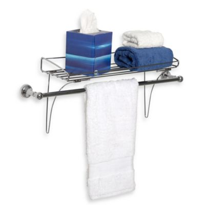 Bathroom Towel Bars Shelf