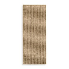Berber Striped Rug in Biscuit