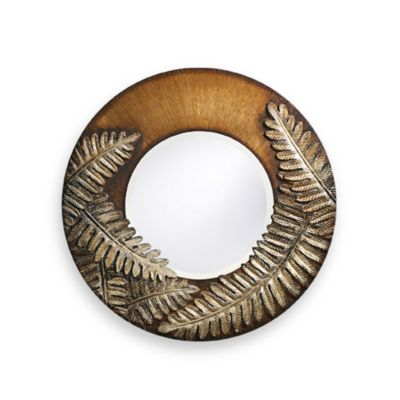 Howard Elliott Lilly Wall Mirror