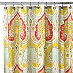 Echo Design™ Jaipur Fabric Shower Curtain