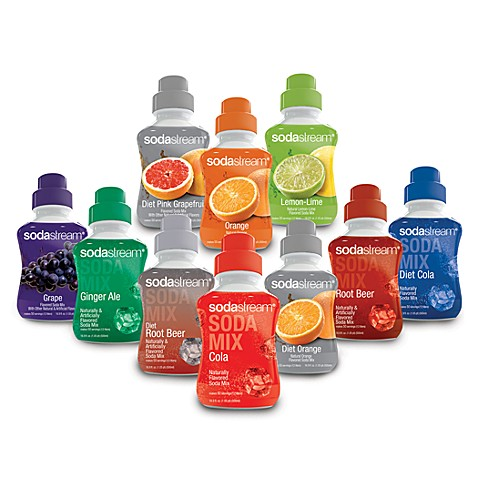 Sodastream Flavors Bed Bath Beyond