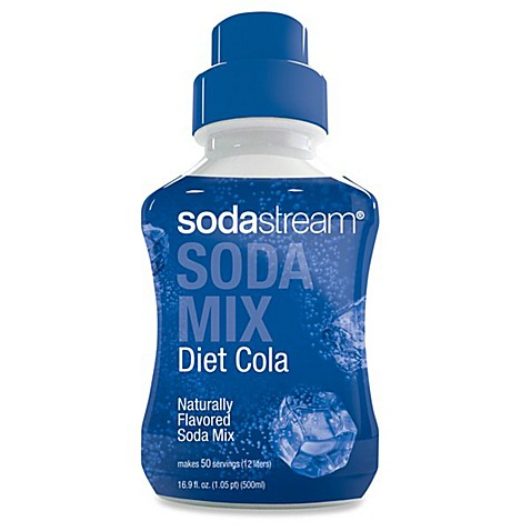 SodaStream Diet Cola Sparkling Drink Mix