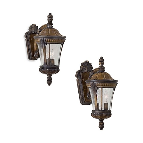 Minka Lavery Outdoor Prussian Lantern - Small