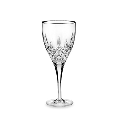 Waterford® Lismore Nouveau Platinum Goblet