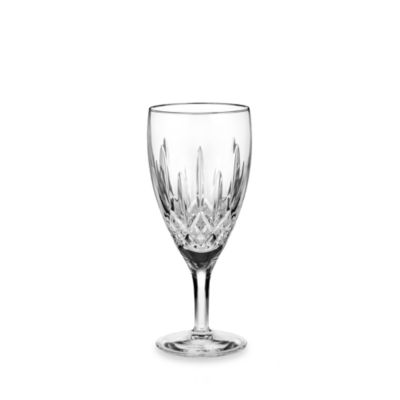 Platinum Beverage Glasses
