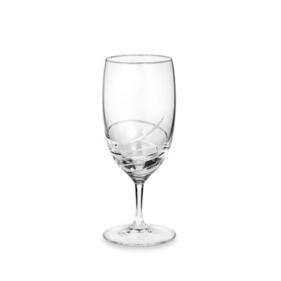 Waterford® Ballet Ribbon Essence Platinum 19-ounce Iced Beverage Glass