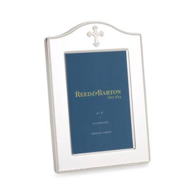 Reed & Barton® 4-Inch x 6-Inch Abbey Frame