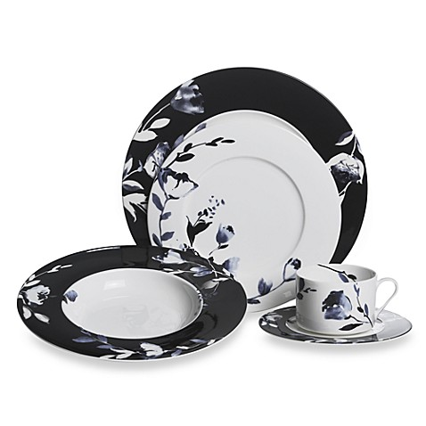 Mikasa® Midnight Bloom Dinnerware