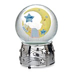 Reed & Barton®  Sweet Dreams Moon Waterglobe
