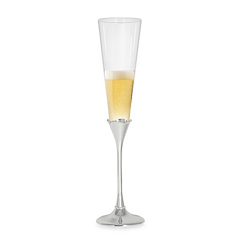 Waterford® Lismore Bead 6 Ounce Toasting Flutes (Set of 2)