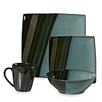 Avanti Green 16-Piece Dinnerware Place Setting